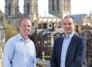 Incremental Solutions - founders, Daniel Lee-Bursnall and Lewis Gill